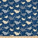 Fabric Merchants 0743536 Marketa Stengl Double Brushed