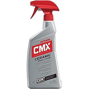 Mothers 01024 CMX Ceramic Spray Coating, 24 fl. oz.