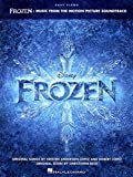 Frozen: Music from the Motion Picture Soundtrack (Easy Piano Songbook)