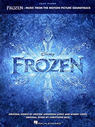 Frozen: Music From The Motion Picture Soundtrack (Easy Piano): Songbook für Klavier