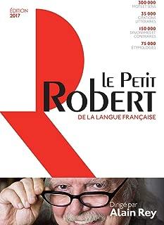 Best le petit robert 2017 Reviews
