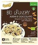 Probios Bio Crunchy Avena e Cioccolato - 375 gr, Senza glutine