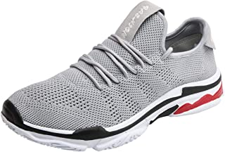 OrchidAmor Mens Womens Casual Shoes Mesh Breathable Durable Running Outdoor Lace-Up Sneaker 2019 Summer