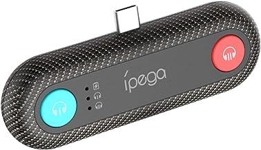 Romacci PG-SW035 Adaptador BT Conversor de áudio APTX Transmissor de áudio sem fio de baixa latência com suporte para cone...