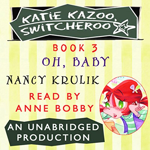Oh, Baby! audiobook cover art