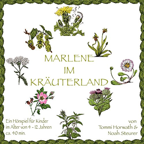 Marlene im Kräuterland audiobook cover art