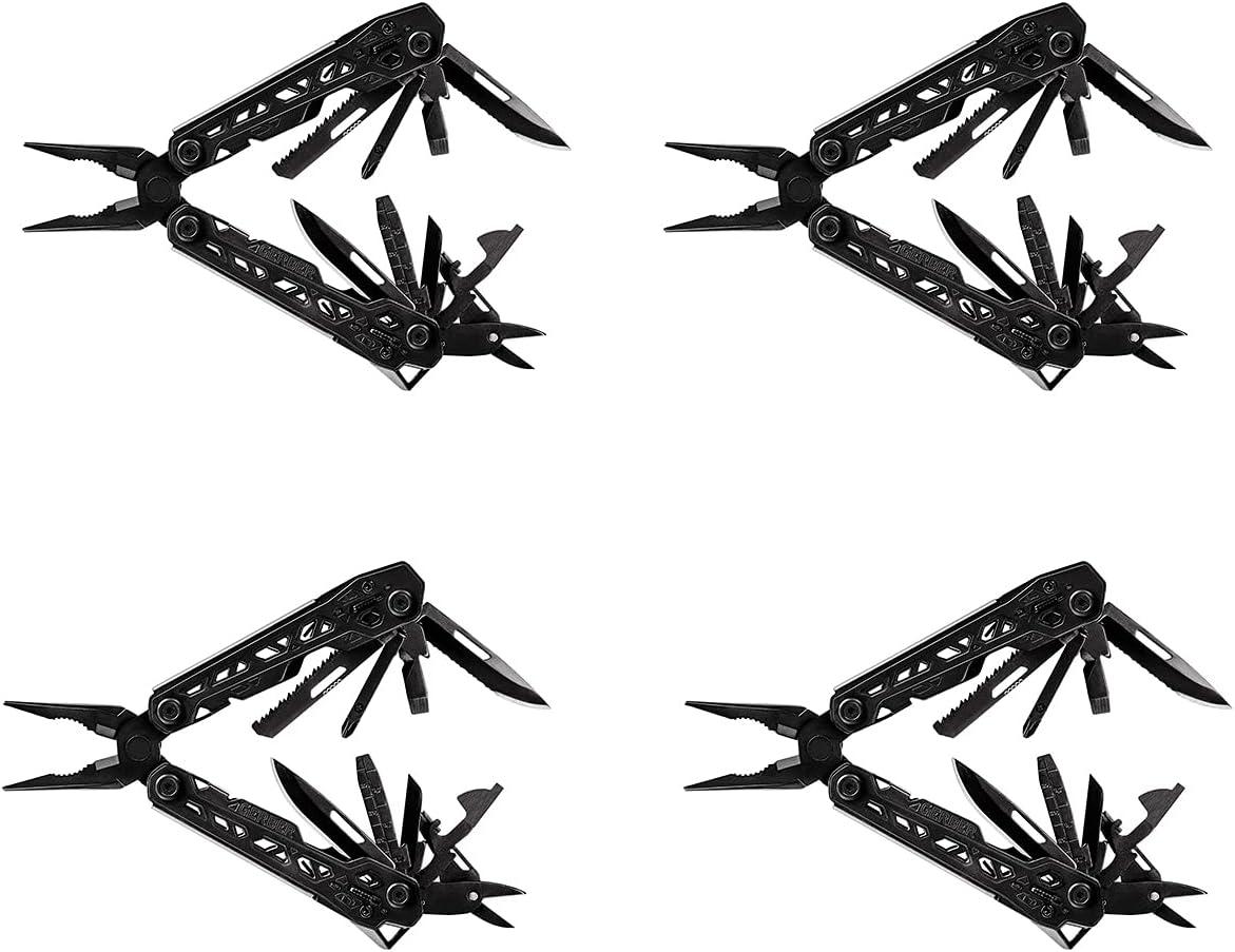 Gerber Gear Truss Multi-Tool Black Pack Four Max 60% OFF OFFicial shop