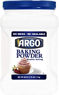 Argo Baking Powder - 60oz