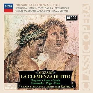 Clemenza Di Tito: Complete by Berganza (2006-05-22)