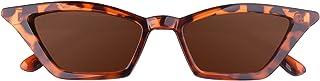 GQUEEN présente les lunettes de soleil Vintage au style des yeux de chat, GQS8