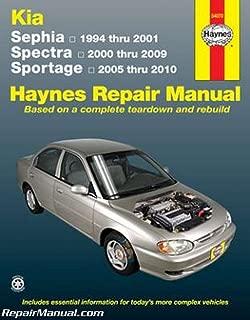 Best 2005 kia spectra repair manual Reviews