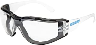 JORESTECH Eyewear Protective Safety Glasses, Anti Fog Polycarbonate Impact Resistant Lens 1 Pair (Clear)