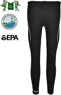 REALON Swim Tights Wetsuit Pants Women 3mm Neoprene and 2mm Men Youth Triathlon Outdoor Sport UV Suit Leggings Girls Boys Surfing Scuba Diving Snorkel