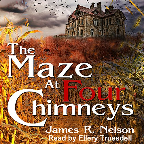 The Maze at Four Chimneys audiobook cover art