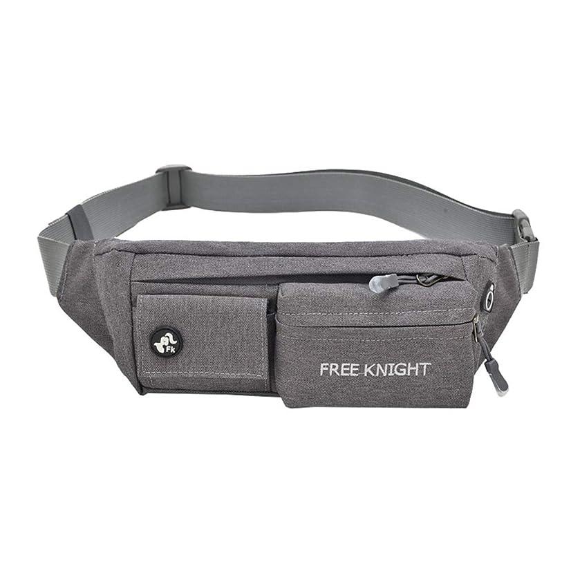 Multifunction Waist Pack for Men Women Fanny Pack Bum Chest Bag Hip Money Handbag Belt Travelling Mountaineering Shoulder Mobile Phone Bag