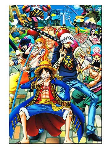 CoolChange One Piece Puzzle, 1000 Teile, Motiv: Admiral Ruffy