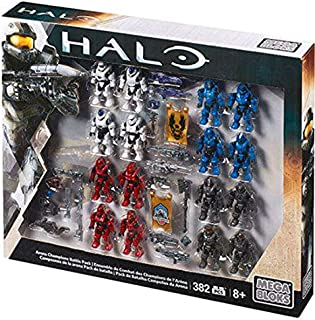 Mega Construx Halo Exclusive Arena Champions Battle Pack