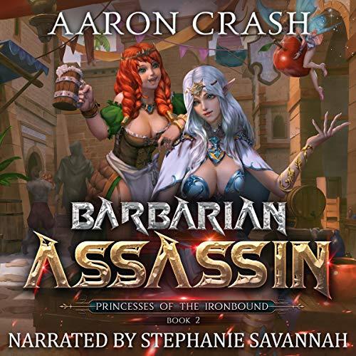 Barbarian Assassin cover art