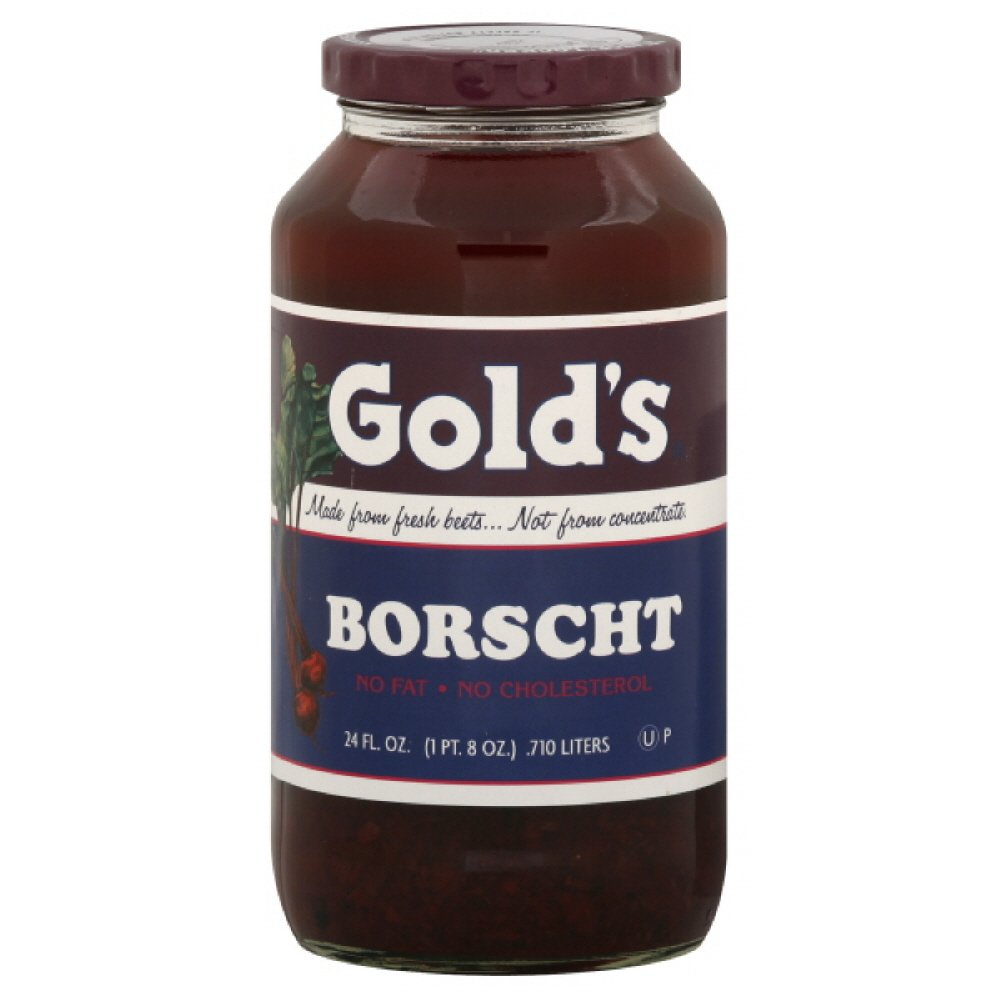 Gold's Outlet ☆ Manufacturer direct delivery Free Shipping Borscht 24-Ounce 6 of Pack