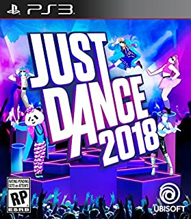 Just Dance 2018 - PlayStation 3 (B072N1LHPL) | Amazon price tracker / tracking, Amazon price history charts, Amazon price watches, Amazon price drop alerts