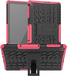 FTRONGRT Funda para Huawei MatePad T10/T10s, [Armadura Delgada] [Doble Capa] [Protección Pesada] Rugged Híbrido Resistente...