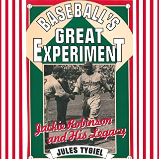Baseball's Great Experiment cover art