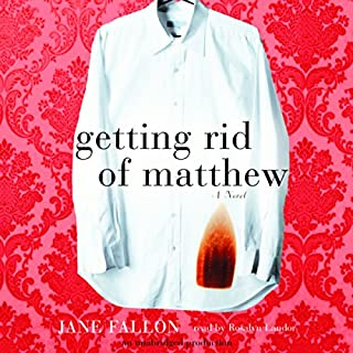 Getting Rid of Matthew audiobook cover art