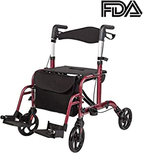 Best aldi rollator 4 wheel walker Reviews