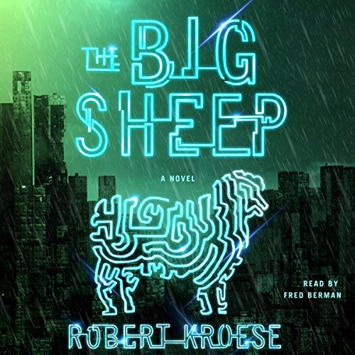 The Big Sheep audiobook cover art