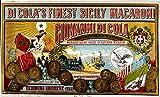 Macaron Sizilien Vintage Poster Werbeplakat Riesen-Format