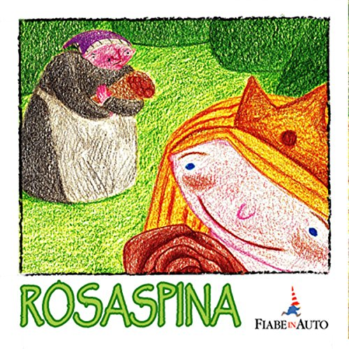 Rosaspina audiobook cover art