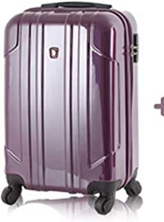 Luggage Sets Luggage Female Password Box Trolley Case Universal Wheel Suitcase Male Boarding Box 20-inch, 24-inch Luggage & Travel Gear (Color : B, Size : 24-inch)
