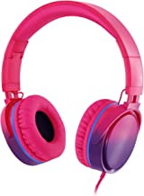 RockPapa Over Ear Stereo Foldabe Headphones Adjustable, Noise Isolating, Heavy Deep Bass,..