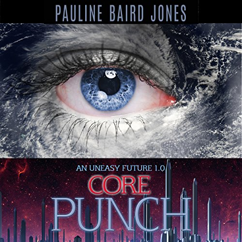Core Punch audiobook cover art