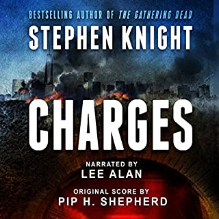 Charges audiobook cover art