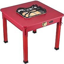 Chauffe-plats Chauffe-terrasse chauffe-gaz liquéfié chauffe-chauffage de chaleur rapide chauffage électrique (Color : B)
