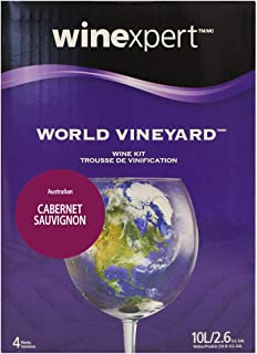 Winexpert Australian Cabernet Sauvignon With Grape Skins