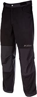Klim Everest Men's Motocross Motorcycle Pants - Black / 3X-Large