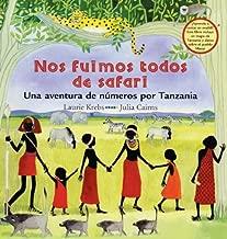 Nos Fuimos Todos De Safari (We All Went On Safari) (Turtleback School & Library Binding Edition) (Spanish Edition)