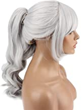 Best silver ponytail wig Reviews