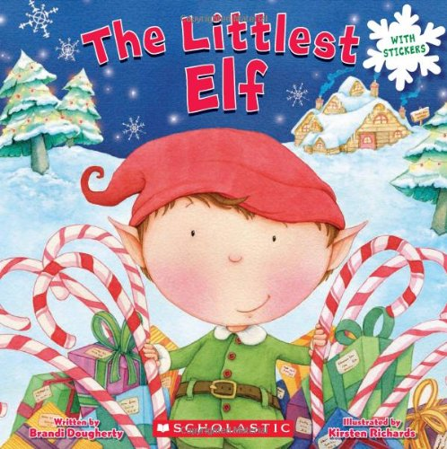 The Littlest Elf (Littlest Series)