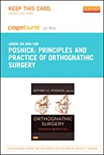 Orthognathic Surgery - Elsevier eBook on Intel Education Study (Retail Access Card): Principles and Practice