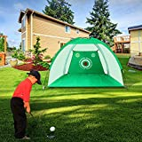 Best Golf Practice Nets - Blinngo Golf Nets for Kid suit for Backyard,Golf Review