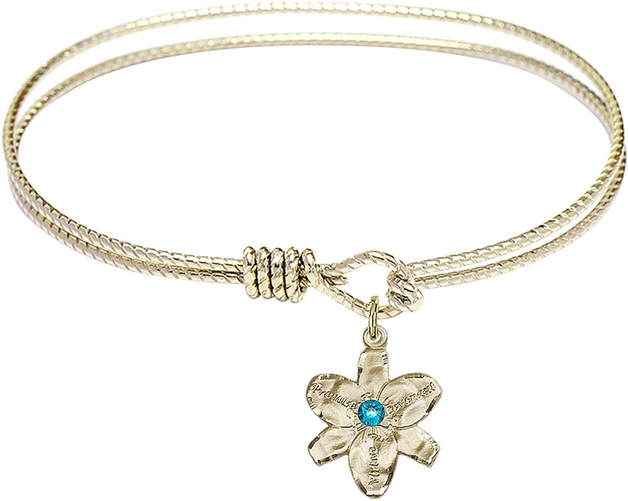 DiamondJewelryNY Eye Hook Bangle online Max 49% OFF shop Bracelet Chastity Charm. a with