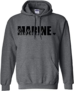 ZeroGravitee Marine Girlfriend Hooded Sweatshirt