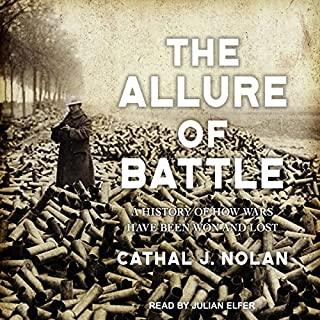 The Allure of Battle cover art