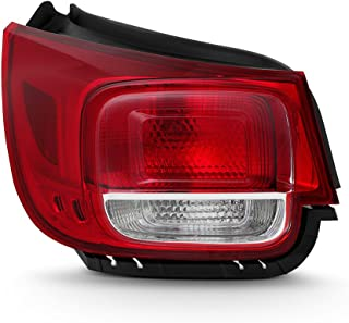 ACANII - For 2013-2015 Chevy Malibu [NON-LED] Rear Replacement Tail Light Outer - Driver Side Only