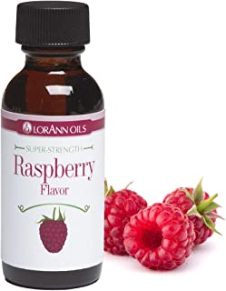 LorAnn Raspberry Super Strength Flavor, 1 ounce bottle
