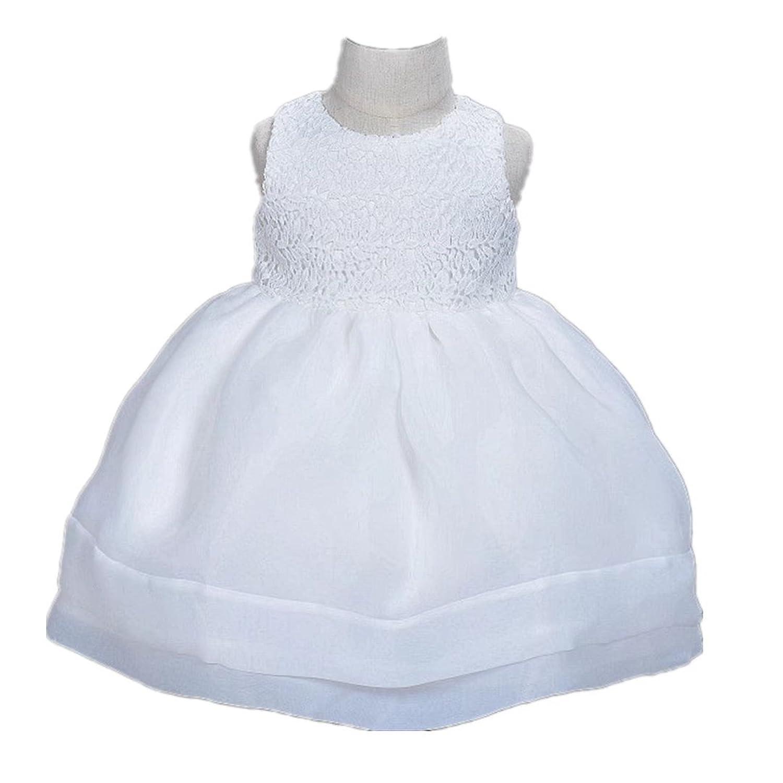 ZAH 子ども の女の子 ベビー スカート 新生児 満月のドレス ベビードレス プリンセスドレス 夏のドレス 発表会 パーディー 演奏会 フォーマル 入園式  サイズ 人ごみ 幼児 リトルガール
