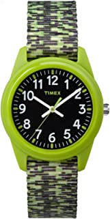 Boys Time Machines Nylon Strap 32mm Watch